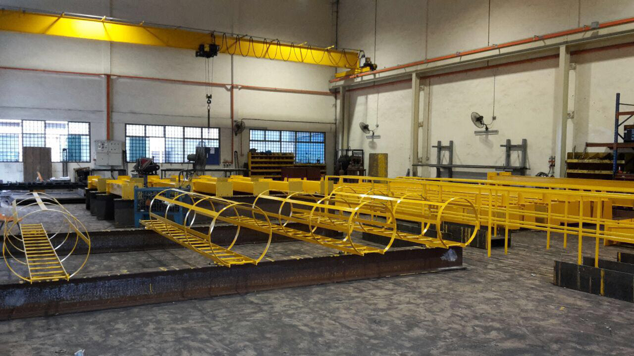 Fabrication – EXCEL MARINE & ENGINEERING PTE LTD