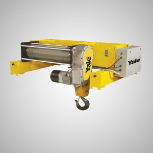 Double Girder Electrical Wire Rope Hoist