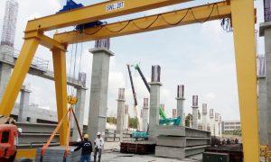 Gantry Crane Load Testing